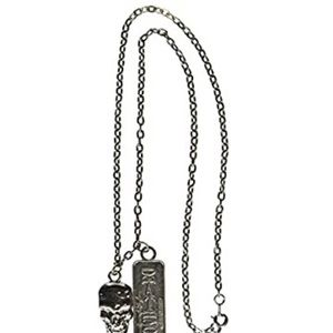 Jewelry - Deathnote Skull Necklace Miniature